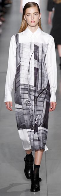 DKNY 2016春夏纽约时装周