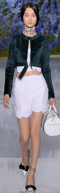 Christian Dior 2016春夏巴黎时装周