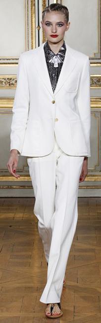 Vanessa Seward 2016春夏巴黎时装周