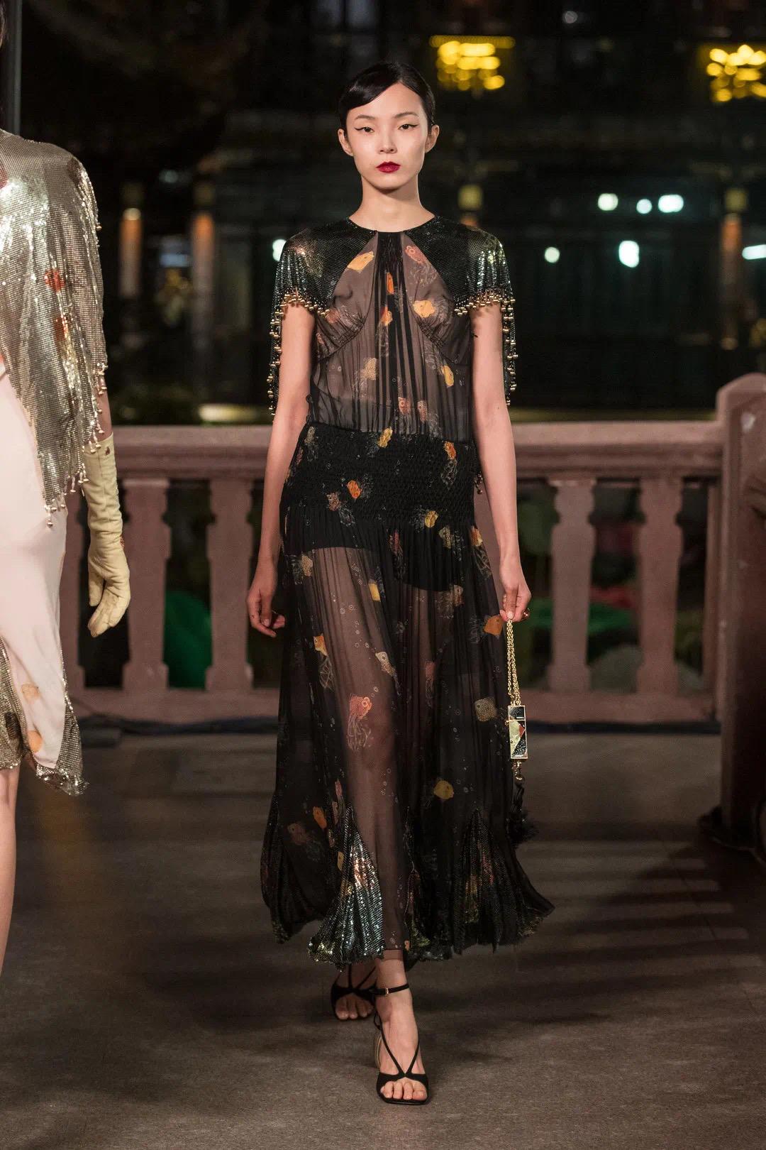 LANVIN 2021春夏新系列:从巴黎到上海 浪而不凡