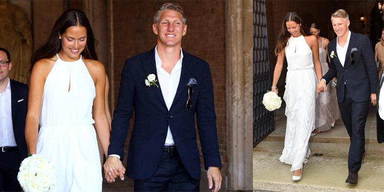 伊万和小猪婚礼戴对表Real有品