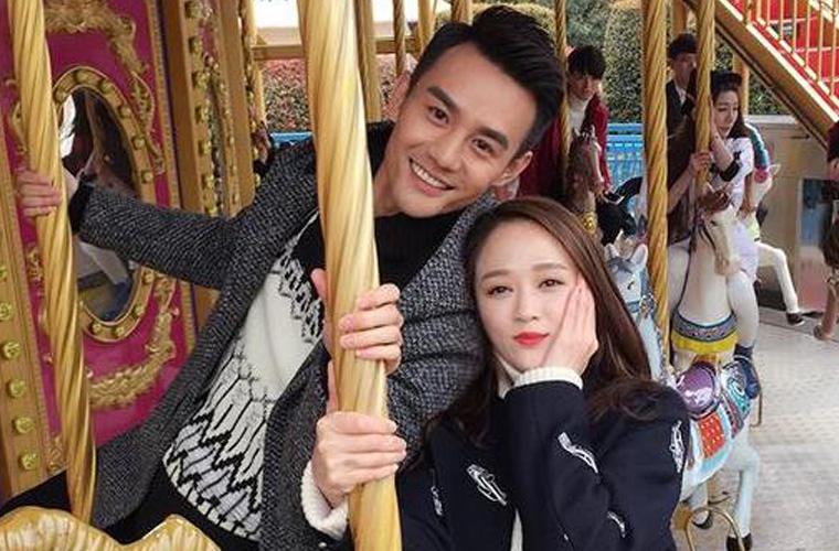 陈乔恩晒合影为王凯庆生 网友高呼:在一起!